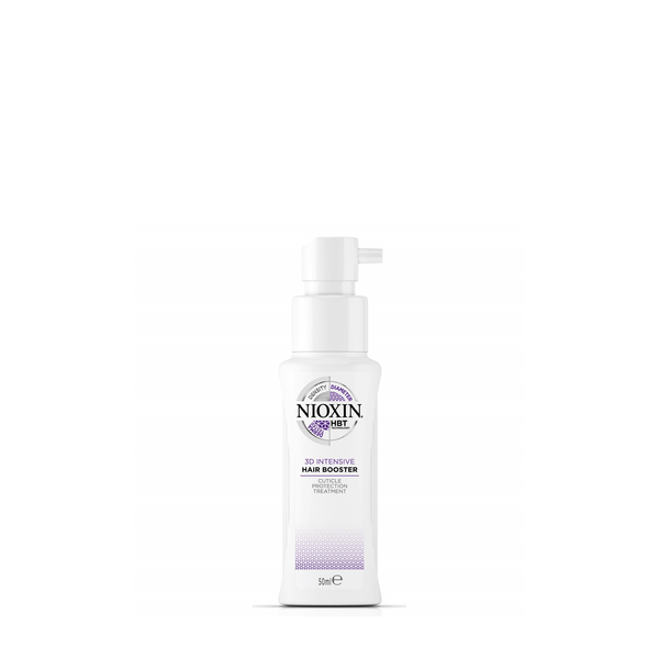 NIOXIN 3D HAIR BOOSTER CUTICLE PROTECTOR 50ML for receding hairlines or a low-density hair