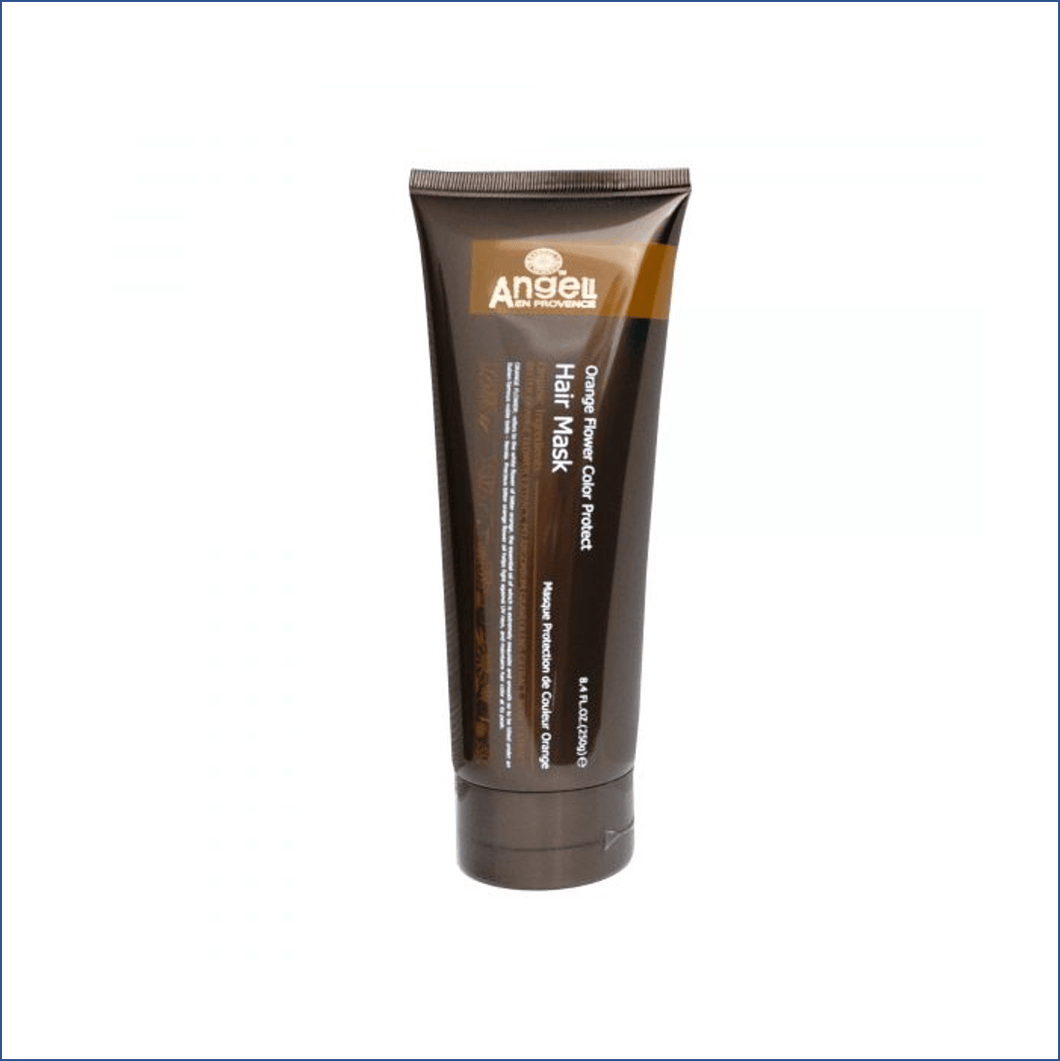 ANGEL EN PROVENCE ORANGE FLOWER SHINING COLOUR HAIR MASK 250G