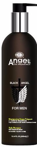 BLACK ANGEL FOR MEN DAILY SHAMPOO 400ML
