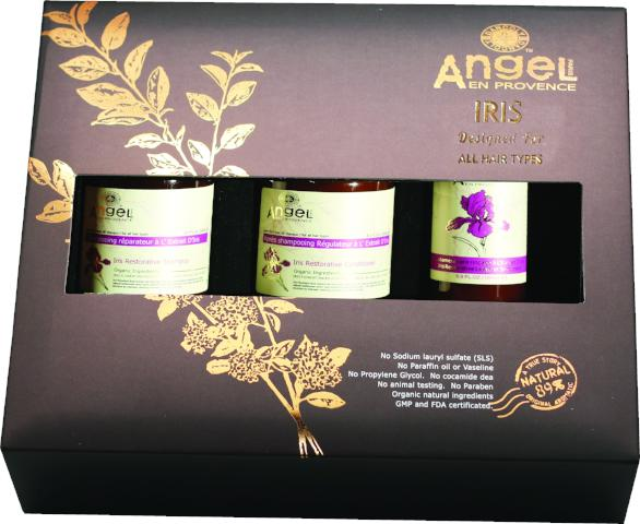 ANGEL EN PROVENCE IRIS RESTORATIVE TRIO SET