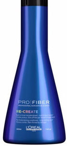 L'ORÉAL PROFESSIONNEL PRO FIBER RE-CREATE CONDITIONER 200ML for damaged hair