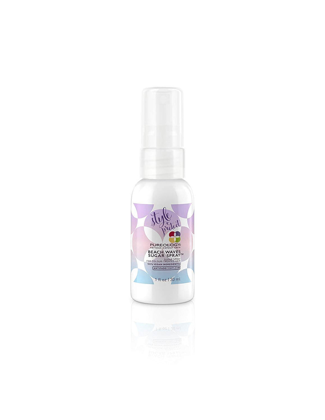 PUREOLOGY STYLE + TRAVEL SIZE PROTECT BEACH WAVES SUGAR SPRAY 30ML