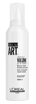 L'ORÉAL PROFESSIONNEL TECNI ART FULL VOLUME EXTRA MOUSSE 250ML