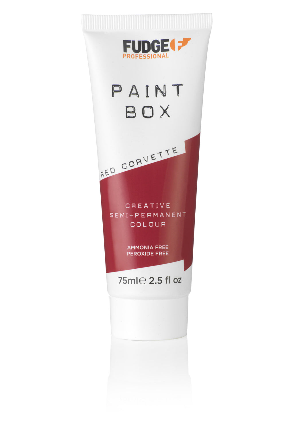 FUDGE PAINTBOX RED CORVETTE 75ML hair colour