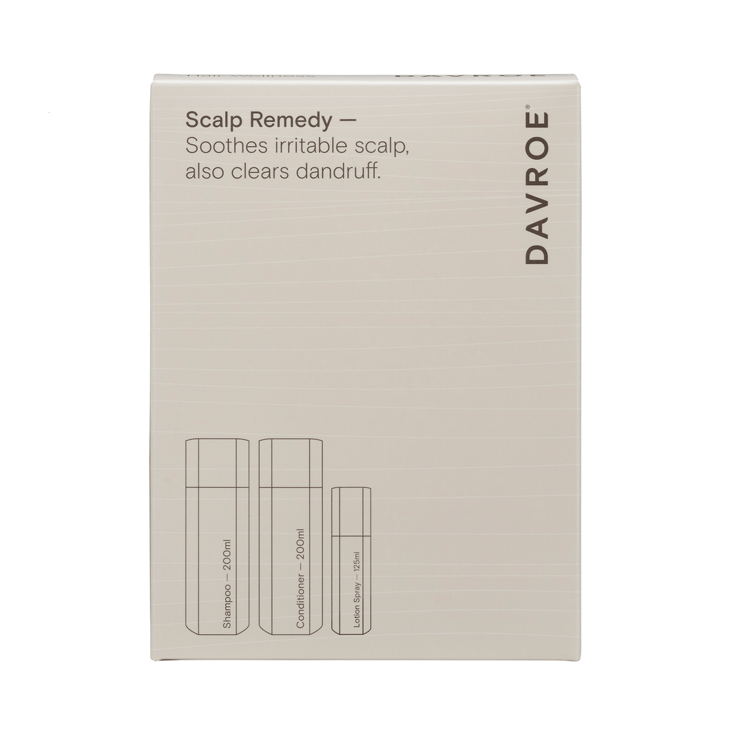 DAVROE SCALP REMEDY TRIO