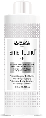 L'Oréal Professionnel Smartbond Conditioner protects and strengthens the bonds of your hair