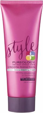 PUREOLOGY SMOOTH PERFECTION INTENSE SMOOTHING CREAM 200ML. 100% vegan