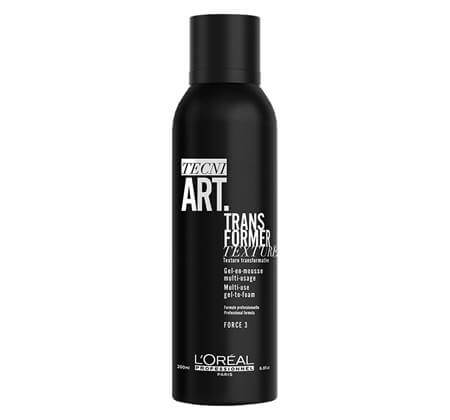 L'ORÉAL PROFESSIONNEL TECNI.ART TRANSFORMER GEL TO FOAM 150ML