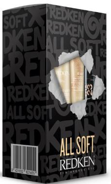 REDKEN ALL SOFT TRAVEL SET