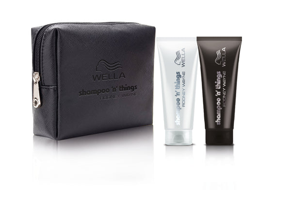 RECEIVE YOUR FREE GIFT WHEN YOU BUY 2 WELLA, NIOXIN OR SEBASTIAN PRODUCTS - EXCLUSIVE TO RODNEY WAYNE