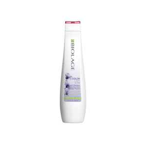 BIOLAGE  COLORLAST PURPLE SHAMPOO WITH FIG & ORCHID 400ML