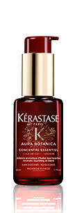 NEW KÉRASTASE AURA BOTANICA CONCENTRE ESSENTIEL 50ML naturally derived aromatic nourishing oil.