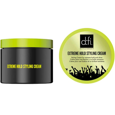 D:Fi Extreme Hold Styling Cream 150g Usually $46