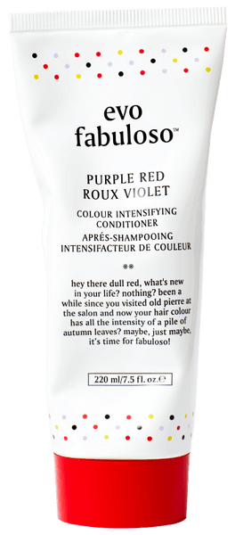 EVO FABULOSO PURPLE RED COLOUR BOOSTING TREATMENT 220ML