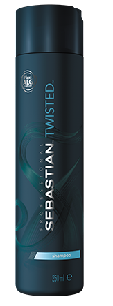 SEBASTIAN PROFESSIONAL TWISTED ELASTIC CLEANSER CURL SHAMPOO 250ML