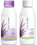 BIOLAGE HYDRASOURCE SHAMPOO & CONDITIONER TRAVEL SIZE 50ML DUO