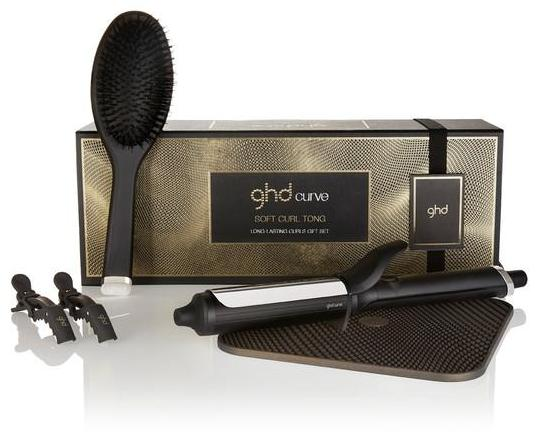 ghd CURVE® LONG-LASTING CURLING TONG GIFT SET