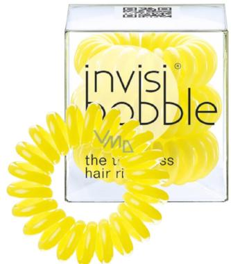 INVISIBOBBLE® ORIGINAL HAIR TIE - YELLOW