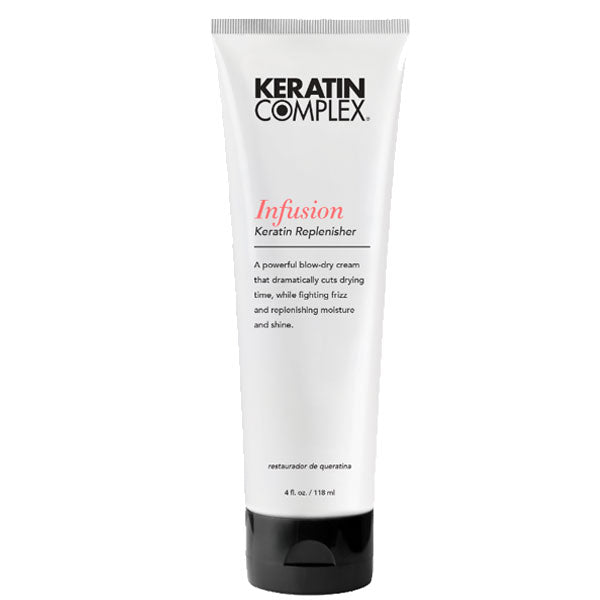 KERATIN COMPLEX INFUSION HAIR REPLENISHER TREATMENT 118ML