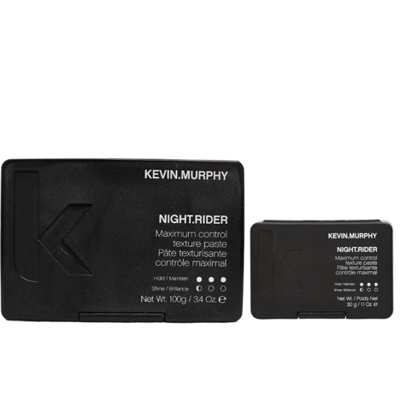 KEVIN MURPHY LIMITED EDITION NIGHT RIDER MAXIMUM CONTROL TEXTURE PASTE 100GM + 30GM