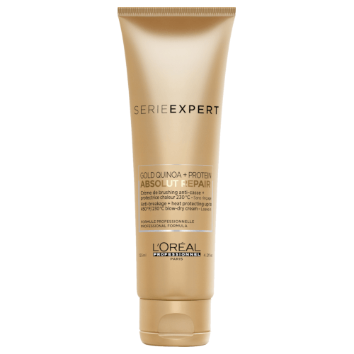 L'ORÉAL PROFESSIONNEL SERIE EXPERT ABSOLUT REPAIR GOLD THERMAL CREAM 125ML