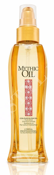 L'Oréal Professionnel Mythic Oil a multi-purpose treatment oil with heat protection up to 230°C and 48 hours frizz and humidity protection