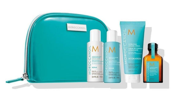 MOROCCANOIL DESTINATION REPAIR TRAVEL SET