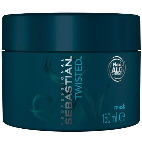 SEBASTIAN PROFESSIONAL TWISTED ELASTIC TREATMENT CURL MASK 150ML