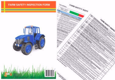 Farm Safety Inspection Form
