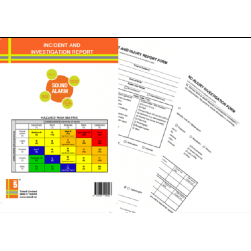Incident Investigation Pad