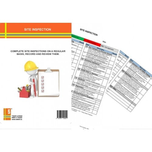 Site Inspection Pad