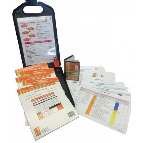 Small Business - Health and Safety Management Kit