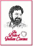 SS Rajamouli-The Pride of Indian Cinema Wall Poster