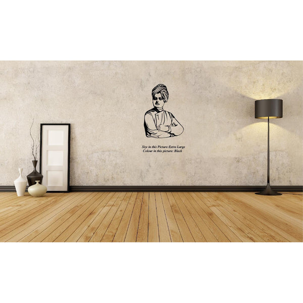 Swami Vivekanandha - The Hope Wall Decal