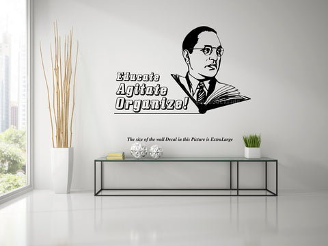 Ambedkar, Ambedkar wall decal,  wall decal