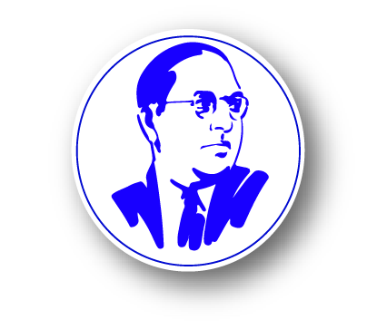 Ambedkar, Bike Decal