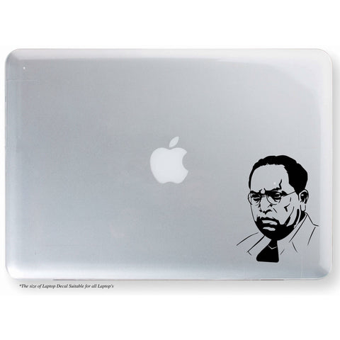 Ambedker Laptop Decal,Ambedkar Sticker,Ambedkar Decal,Legendary Ambedkar Laptop Sticker,Legendary Ambedkar Laptop Decal