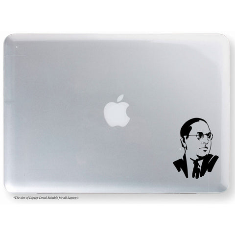 Dr.Ambedker Laptop Decal