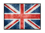 United Kingdom Flag Wall Poster , Frames,, flag, united kingdom wall poster