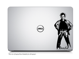 Rajini Laptop Decal, Rajinikanth, Superstar,Baasha