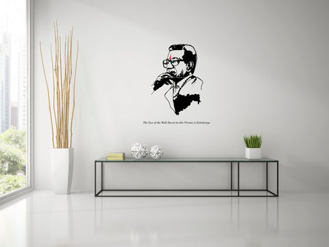 Balasaheb Thackray I Bal Thackray I The Lion of Maharashtra ,Balasaheb Thackray I Bal Thackray I The Lion of Maharashtra  Sticker,Balasaheb Thackray I Bal Thackray I The Lion of Maharashtra  Wall Sticker,Balasaheb Thackray I Bal Thackray I The Lion of Maharashtra  Wall Decal,Balasaheb Thackray I Bal Thackray I The Lion of Maharashtra  Decal