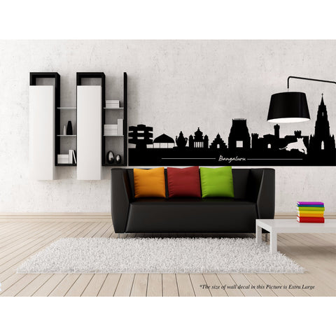 Bangalore Sticker,Bangalore Wall Sticker,Bangalore Wall Decal,Bangalore  Decal
