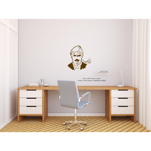 The Great Tamil Poet Bharathiyar ,The Great Tamil Poet Bharathiyar  Sticker,The Great Tamil Poet Bharathiyar  Wall Sticker,The Great Tamil Poet Bharathiyar  Wall Decal,The Great Tamil Poet Bharathiyar  Decal