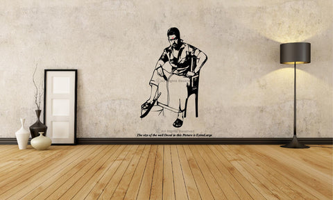 Bikil,Bikil vijay,vijay Wall Decal , Bikil Wall Sticker, Vijay