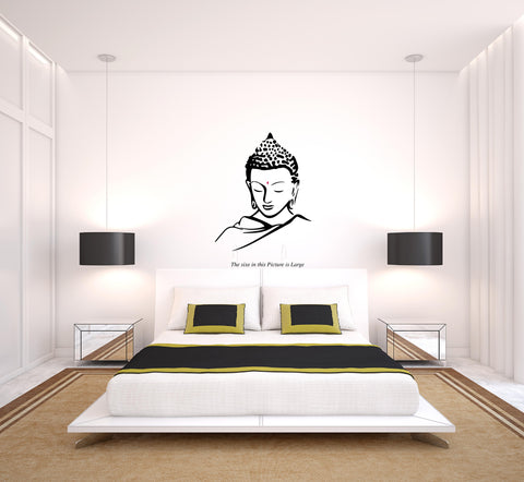 Lord Buddha ,Lord Buddha  Sticker,Lord Buddha  Wall Sticker,Lord Buddha  Wall Decal,Lord Buddha  Decal