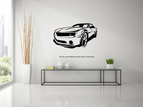 Car,Automobile Wall Decal