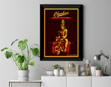 The Chozhas as wall Poster/frame,Chozha