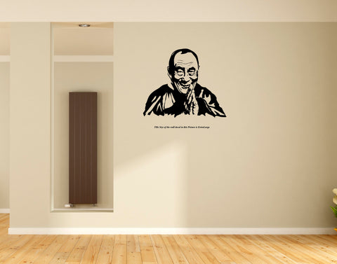 The Holiness of Dalai Lama Wall Decal