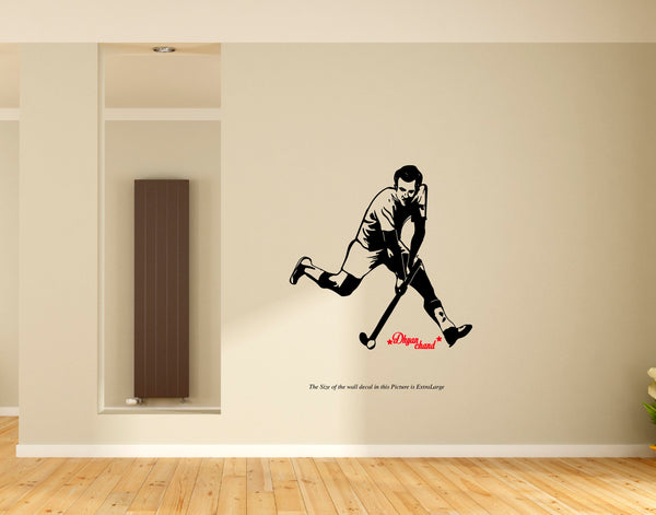 Dhyan Chand-the Wizard W,Dhyan Chand-the Wizard W Sticker,Dhyan Chand-the Wizard W Wall Sticker,Dhyan Chand-the Wizard W Wall Decal,Dhyan Chand-the Wizard W Decal