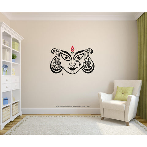 Durgha Sticker,Durgha Wall Sticker,Durgha Wall Decal,Durgha Decal